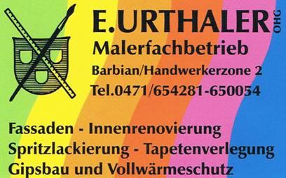 Ernst Urthaler